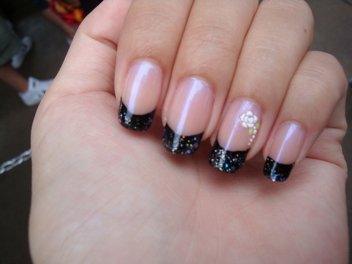 French-manicure-nail-art-designs