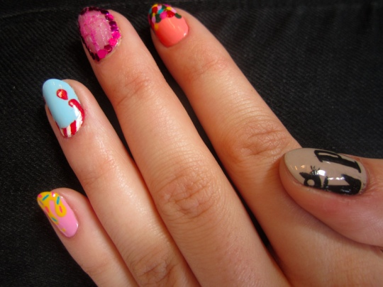 Images of nail art pens berrysprite review sally hanson nail art view images nail art pen designs prinsesfo Choice Image