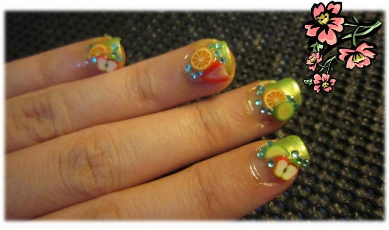 Home nail art furthermore easy nail art designs free image nail art
